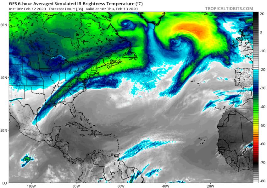 Valószínűleg a szezon legerőteljesebb extra-trópusi ciklonja lesz látható | ClimeNews