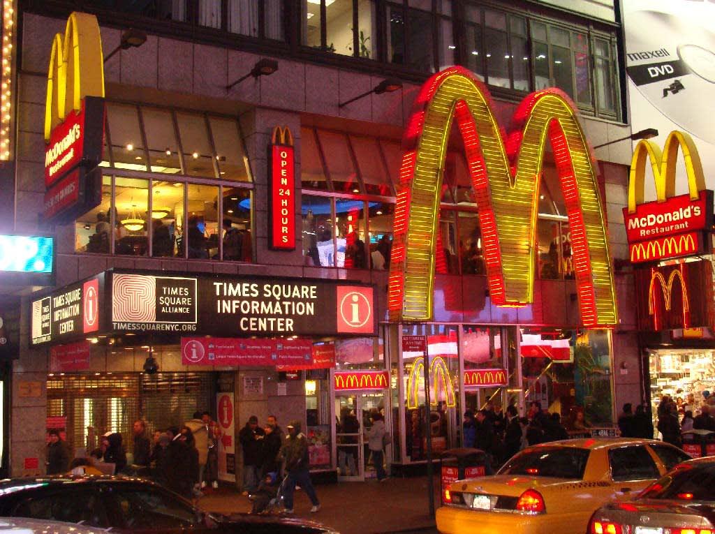Befejezi az erdőirtást a McDonalds