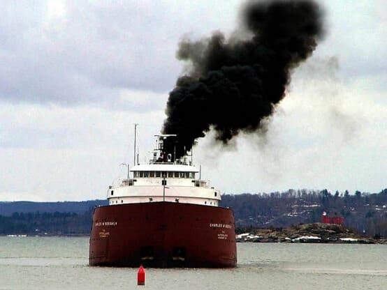 A hajózás visszássága az európai folyókon | ClimeNews - Hírportál