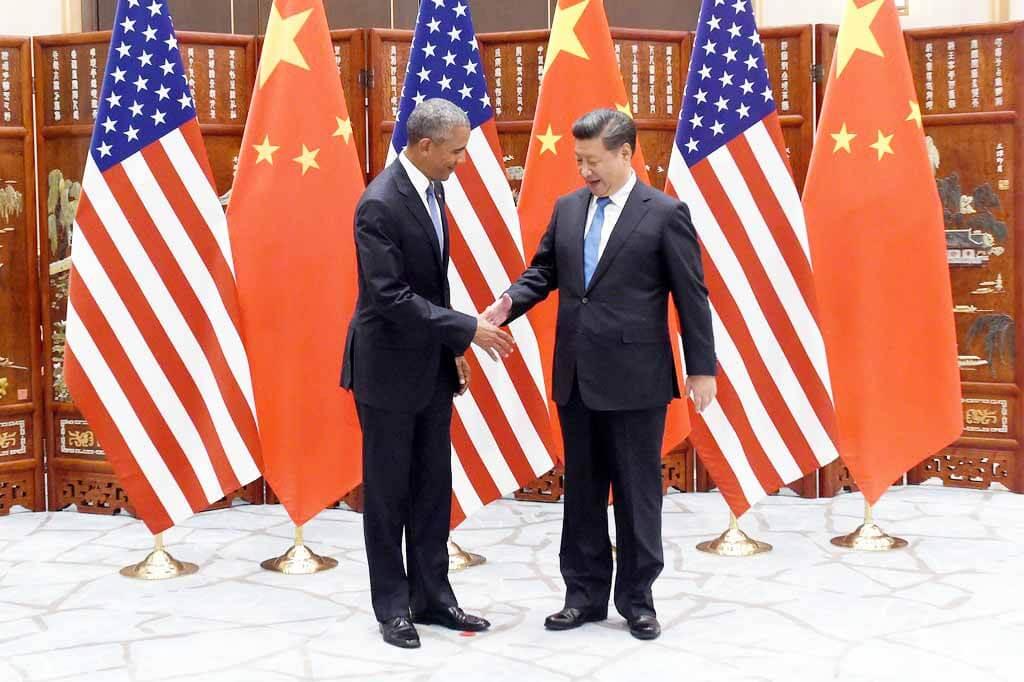 G20 - Történelmi gesztust tett Obama és Hszi Csin-ping - ClimeNews