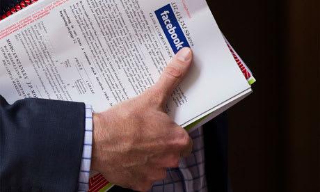 Facebook nyilvánosságra hozta a karbonlábnyomát