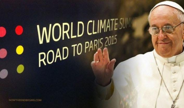 Ferenc pápa - COP21 Napról napra - ClimeNews