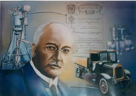 Rudolf Christian Karl Diesel   Növényi olajok üzemanyagként   ClimeNews - Hírportál