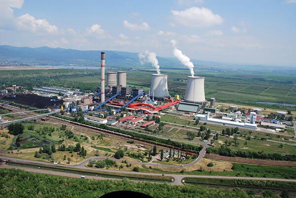 A Mátrai Erőmű lignittervei