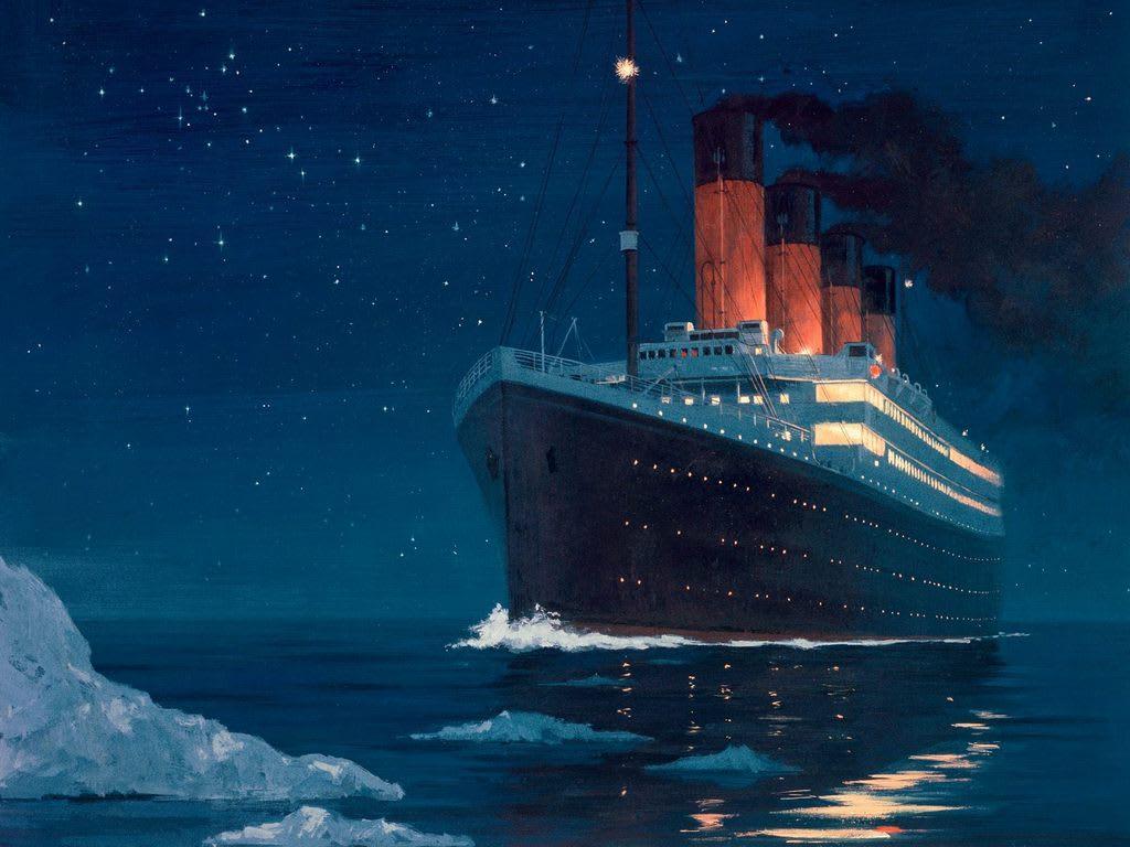 A Titanik tanúsága