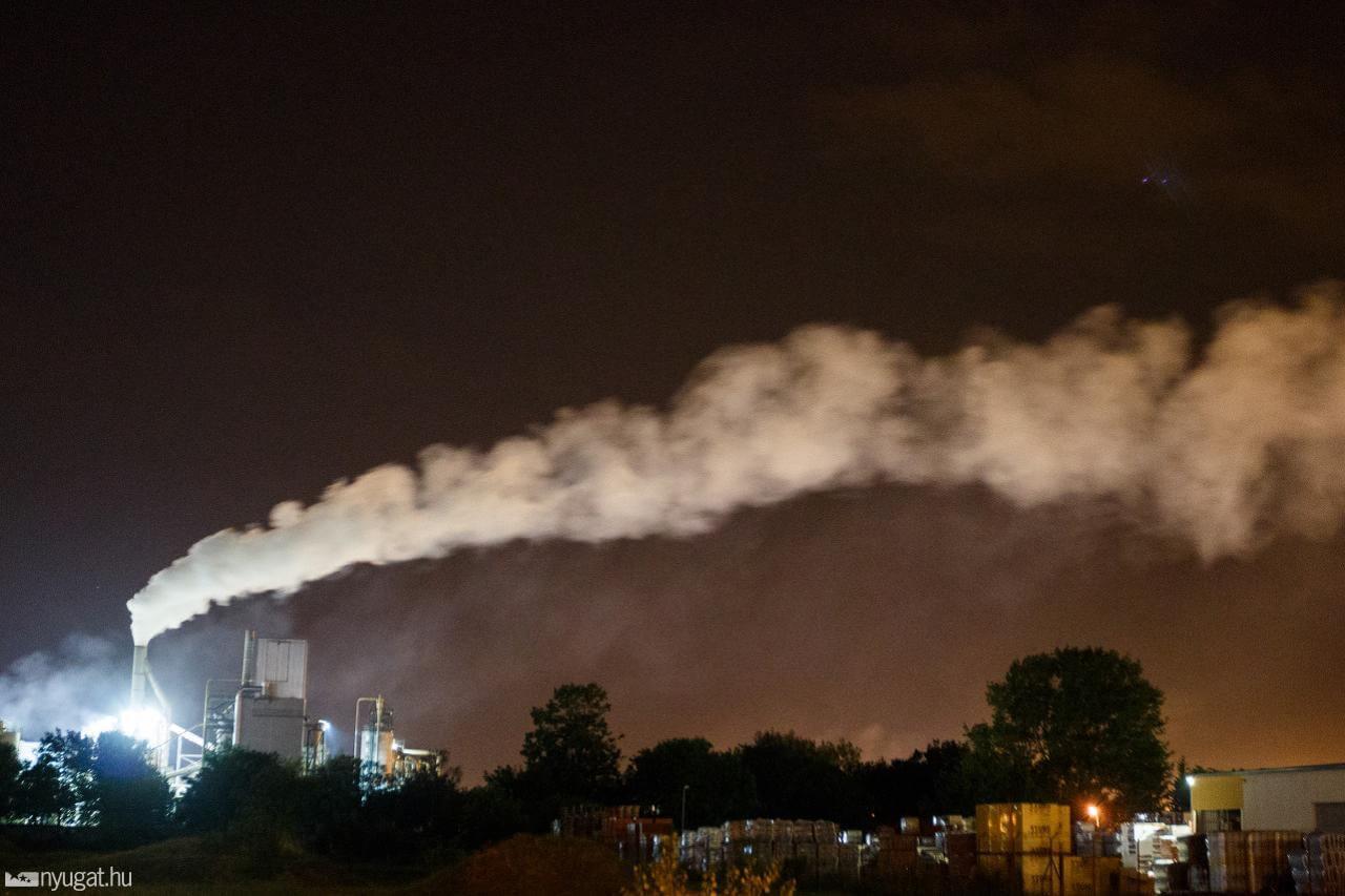 Gyilkos füst Szombathelyen! - ClimeNews