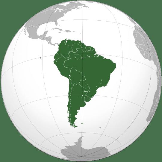 Dél-Amerika 2020 után tisztán zöldenergiára állhat át