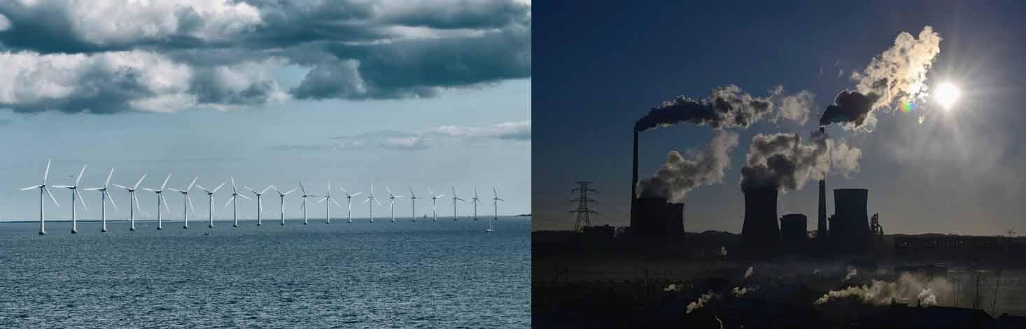 Csökkent a szén-dioxid kibocsátás Európában