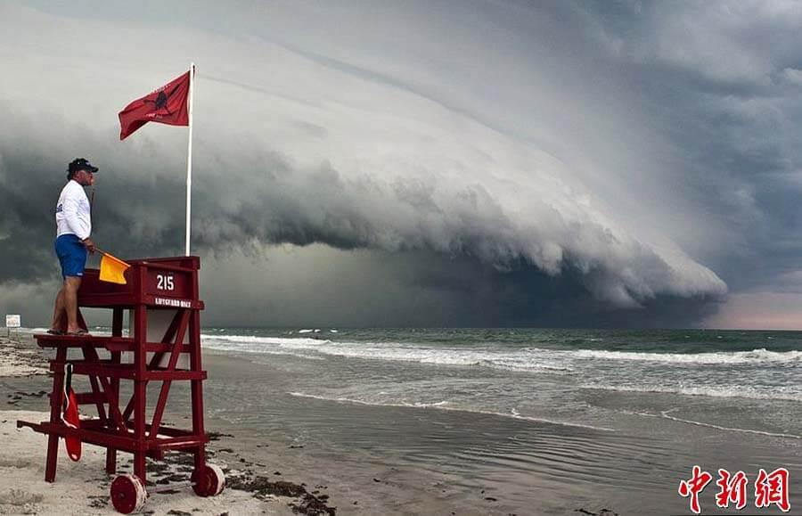 Fél fokos felmelegedés is szélsőséges időjárási jelenségekhez vezetett