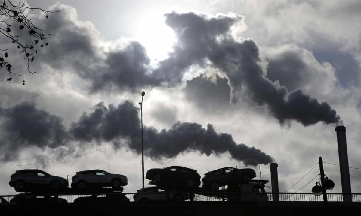 Brutális hír: Minden idők legdurvább szén-dioxid kibocsátását hozta el 2018