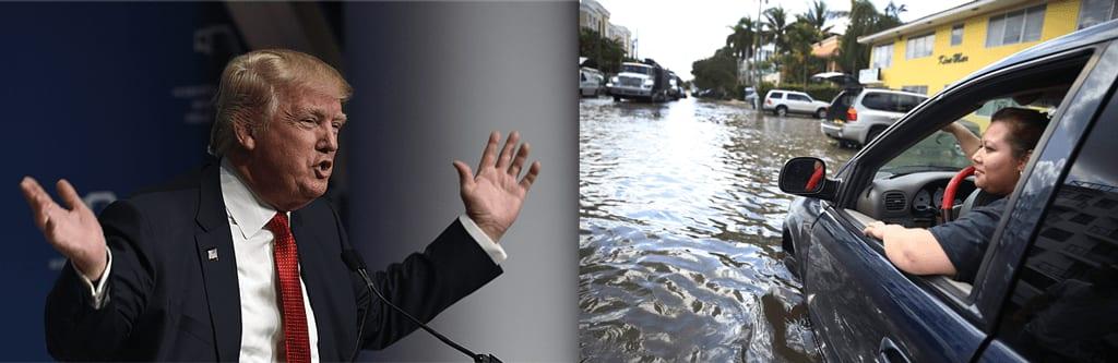 Trump: Nyitott vagyok a klímaegyezmény kérdésében