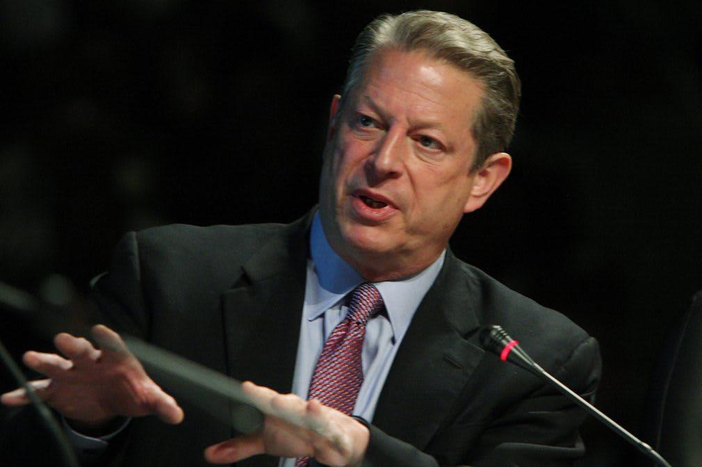 Al Gore szerint a Trump-adminisztráció az olajlobbi markában van