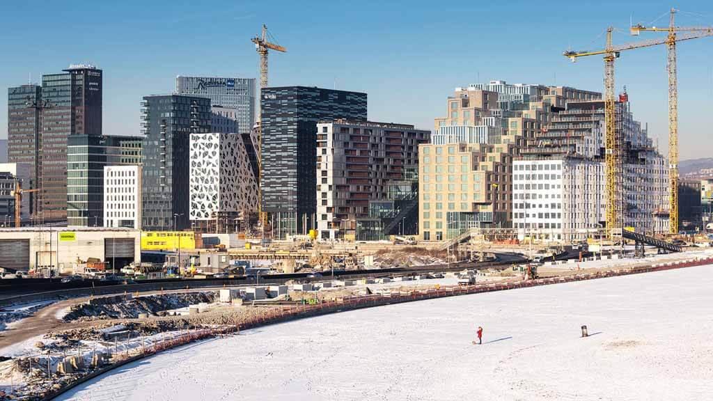 Drasztikus zöldítésbe kezd Oslo   ClimeNews - Hírportál
