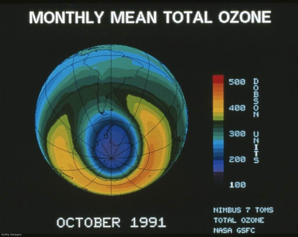 Mi a fene van az ózonpajzzsal? - ClimeNews - Hírportál   Fotó: Science Society Picture Library / Getty Images Hungary