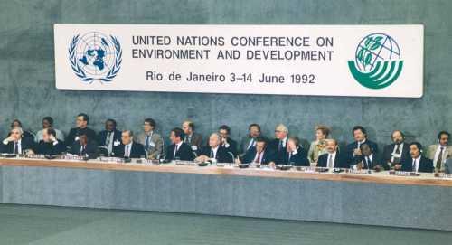 Earth-Summit-Rio-1992 | Riói Nyilatkozat | ClimeNews