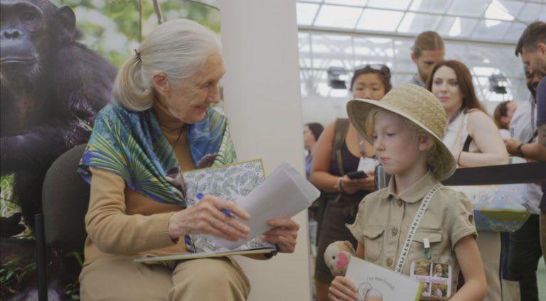 Jane Goodall: A koronavírus-járványból is van mit tanulni | ClimeNews
