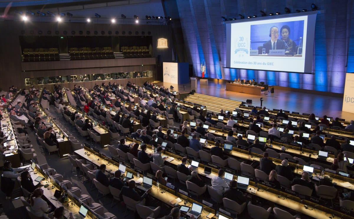 Az IPCC 47. ülése | ClimeNews - Hírportál