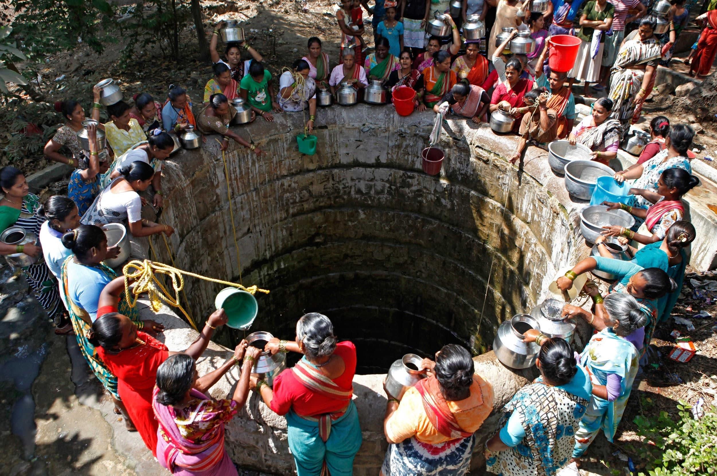 Vízválság Indiában | ClimeNews - Hírportál