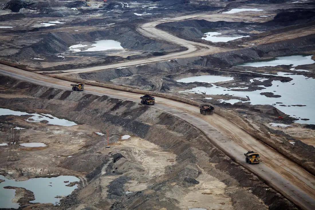 Kanadai olaj-homok bányászat - már ennyire kétségbeesettek vagyunk | ClimeNews