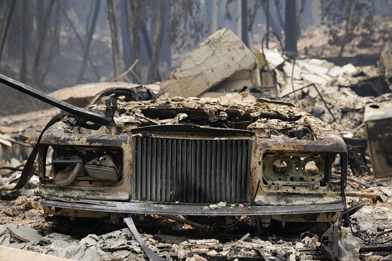 Emberemlékezet óta nem volt ekkora erdőtűz Kaliforniában | ClimeNews