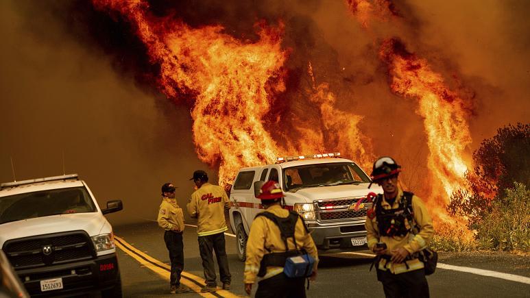 Emberemlékezet óta nem volt ekkora erdőtűz Kaliforniában