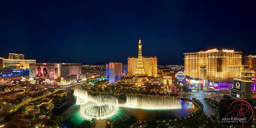Las Vegas teljesen átállt megújuló energiára   ClimeNews - Hírportál