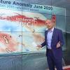 Az idei júniusban rekord meleg volt   ClimeNews - Hírportál