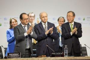Elfogadták a klímamegállapodást - ClimeNews