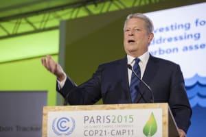 Al Gore - Elfogadták a klímamegállapodást - ClimeNews