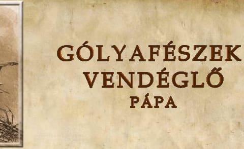 Golyafeszek Vendégló   Az első iCC-EDC kártyaelfogadó hely Pápán