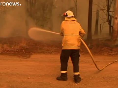 Hatalmas tüzek pusztítanak Ausztráliában   ClimeNews