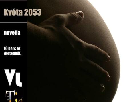 Varga Lóránt - Kvóta 2053 | ClimeNews - Hírportál