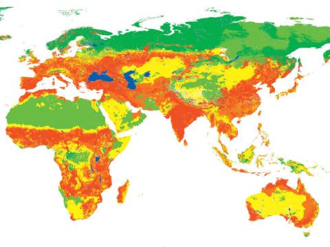 A legújabb adatok Földünk egészségéről   ClimeNews - Hírportál