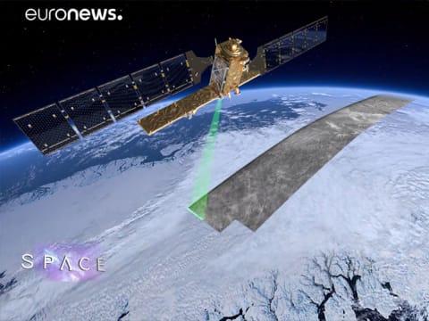 Műholdakkal a globális felmelegedés nyomában   ClimeNews - Hírportál