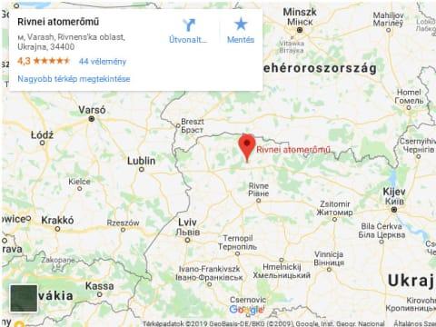 Üzemzavar volt az egyik ukrajnai nukleáris erőműben   ClimeNews