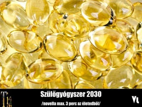 Varga Lóránt - Szülőgyógyszer 2030 | ClimeNews - Hírportál