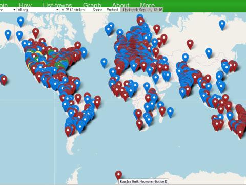 Szeptember 27-én újabb globális klímasztrájk hirdeti a FFF   ClimeNews - Hírportál