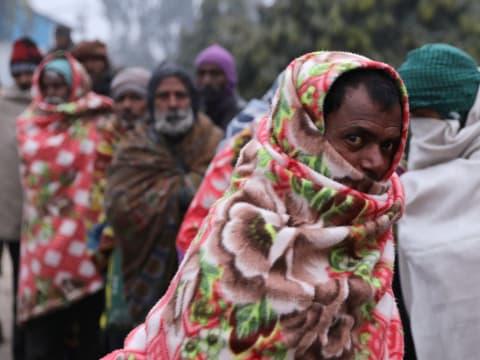 Delhiben rendkívüli hideg van   ClimeNews - Hírportál