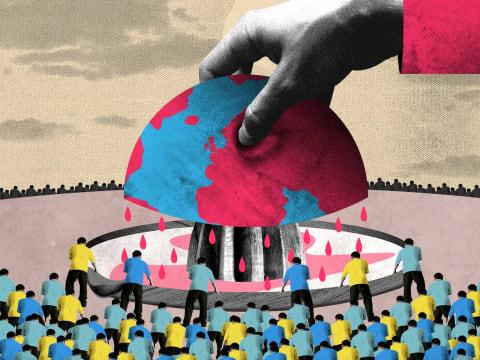 A népességnövekedés minden válságnál súlyosabb probléma   ClimeNews