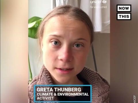 Miért ideje újra támogatni Greta Thunberget?   ClimeNews - Hírportál