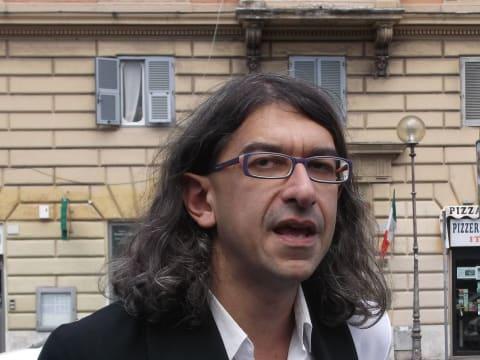 Gabriele Paolini ügyvéd az óvszerpróféta   ClimeNews - Hírportál