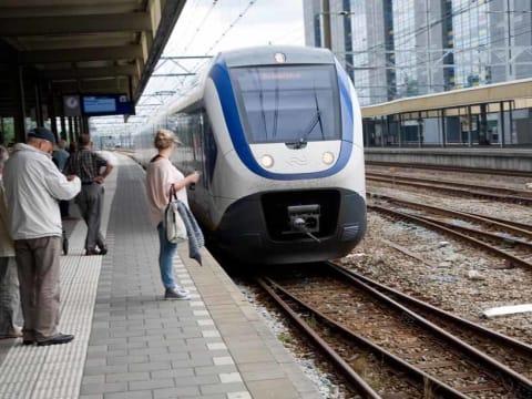 Szélenergia hajtja a holland vonatokat - ClimeNews