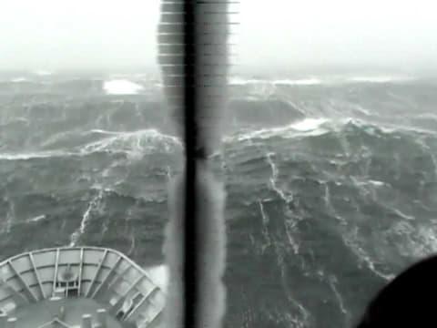 Példátlan viharok okozhatták az eddigi legnagyobb tengerijég-veszteséget az Antarktiszon | ClimeNews - Hírportál