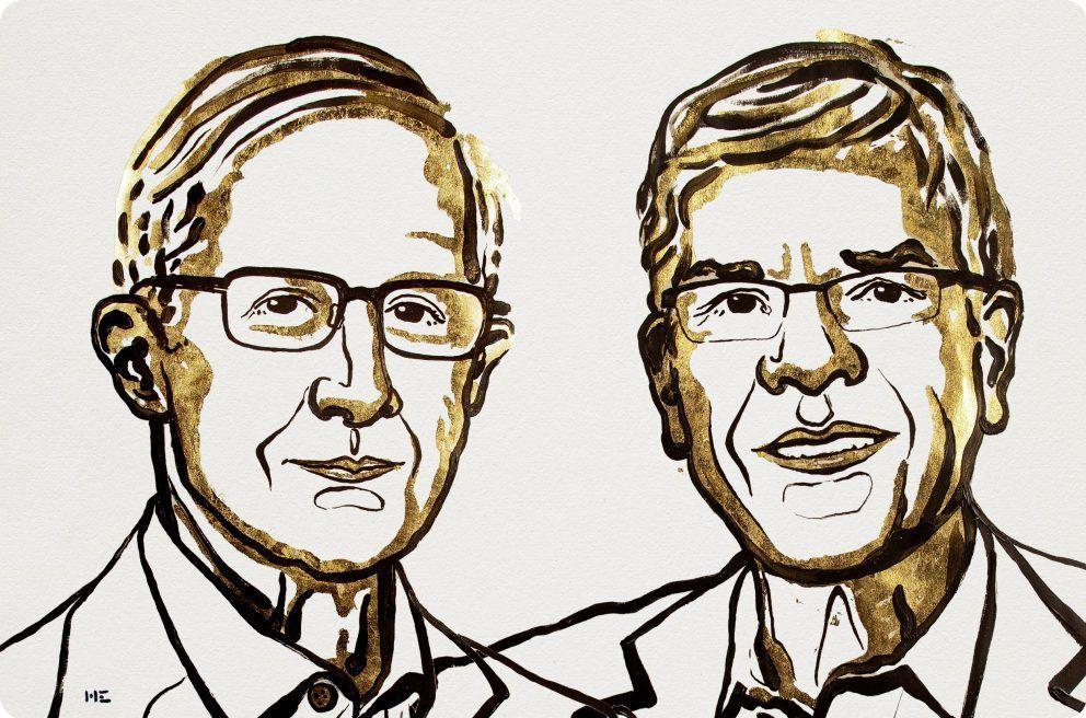 William D. Nordhaus és Paul M. Romer nobelpreis.org | ClimeNews - Hírportál