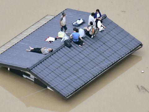 Ítéletidő Japánban, sok a halott | Climenews - Hírportál
