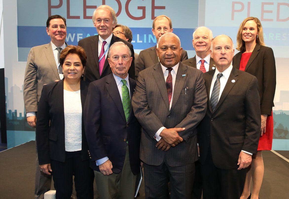 Mike Bloomberg támogatást nyújt az ENSZ Éghajlatváltozási Titkárságának - ClimeNews
