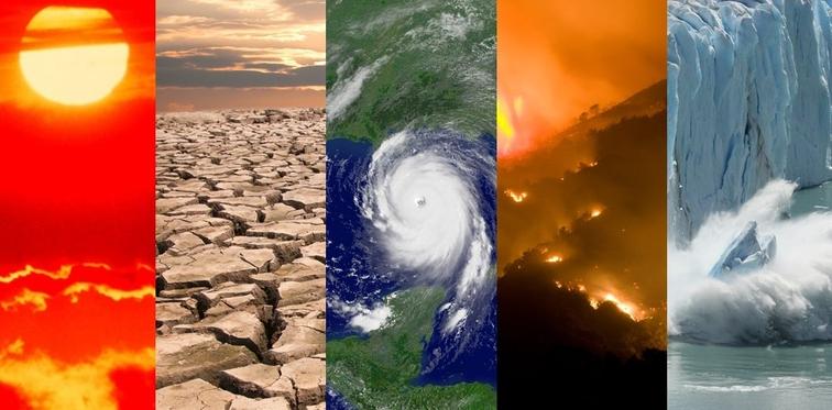 Már 2017 volt a Föld második legmelegebb éve - ClimeNews - Hírportál