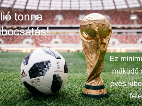 A FIFA és az Oroszok zöldrefestenek a Labdarúgó-világbajnoksággal kapcsolatban? | ClimeNews