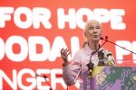 Dr. Jane Goodall - A Sziget Nagyszínpadáról közös felelősségünkre szólított fel | ClimeNews