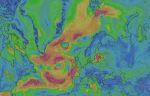 Újabb heves vihar tart Európa felé | ClimeNews - Hírportál